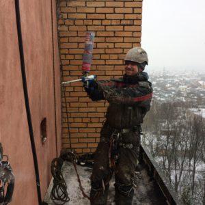 устранение протечек крыши