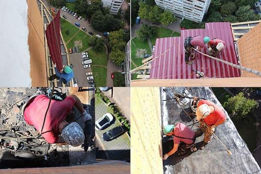 Капитальный ремонт балконов