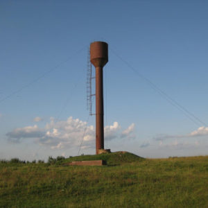 Капитальный ремонт башни