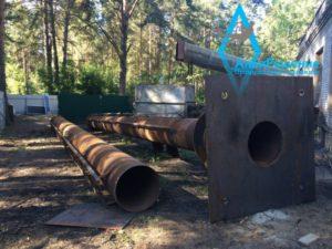 ремонт и реставрация труб