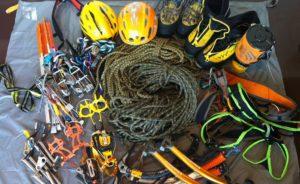 снаряжение для промышленного альпиниста