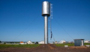 Ремонт водонапорных башен