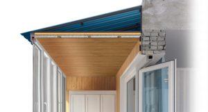 Неправильный монтаж теплой крыши