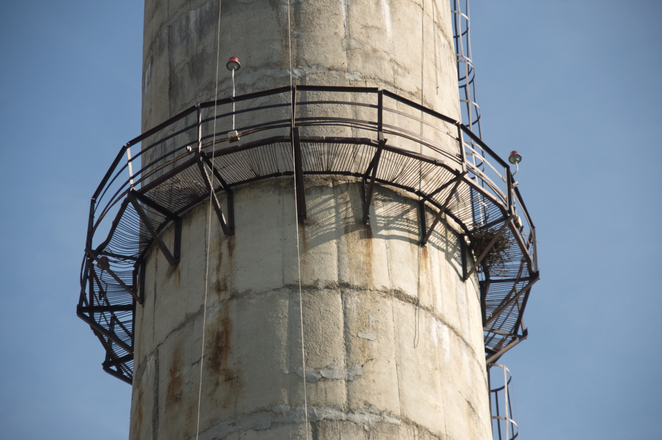 ремонт дымовых труб котельных