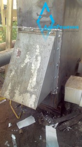 дымовая труба обследование и ремонт