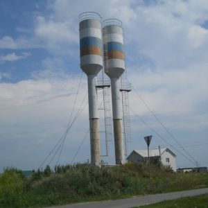 Ремонт водонапорной башни смета