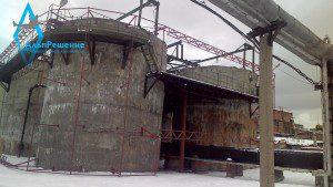Строительство монтаж металлоконструкций