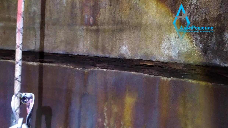 Фото высотных работ