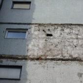 Бракованные бетонные плиты
